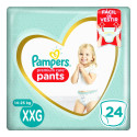 Fralda Pampers Pants Premium Care - XXG c/24 Unidades