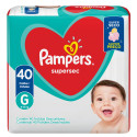 Fralda Pampers Supersec G c/40 Unidades