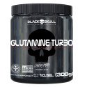 Glutamine Turbo Black Skull Pote 300g