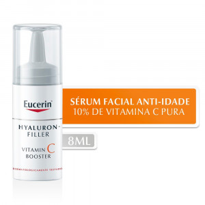 Eucerin Hyaluron-Filler Vitamin C Booster Antiox Facial 8mL