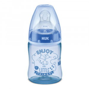 Mamadeira Nuk My First 150mL Tam 1 - Boy