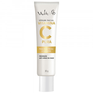 Vult Vitamina C Pura Sérum Anti-Idade Facial 30g