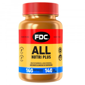 All Nutri Plus FDC c/140 Comprimidos