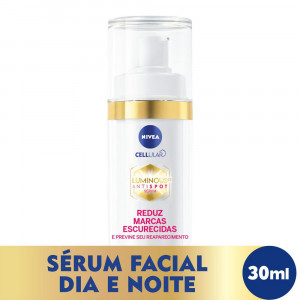 Nivea Cellular Luminous 630 Sérum Facial Dia e Noite 30mL