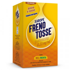 Frenotosse Xarope Mel 13,33mg/mL 120mL