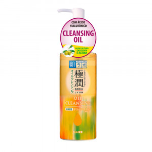 Hada Labo Gokujyun Oil Cleansing Óleo Demaquilante 200mL