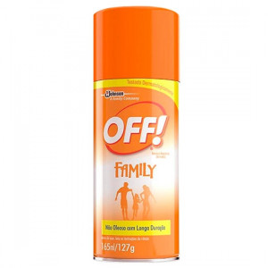 Off Repelente Aerosol 165mL